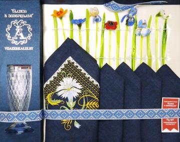 Сувенир «Беларусь синеокая»