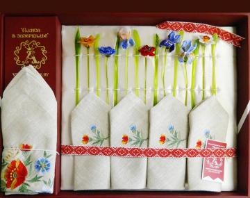 Белорусский сувенир «Дары лугов»